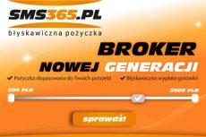 """Zniżki z promocją """"Pożyczka za 1 gr"""" SMS365"""