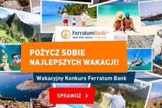 Konkurs na wakacje z Ferratum Bank