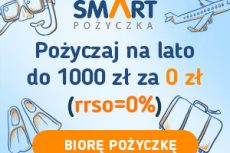 SmartPożyczka promocja na lato