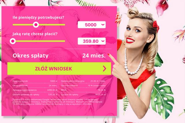 Ratalska.pl – nowa firma na rynku pożyczek