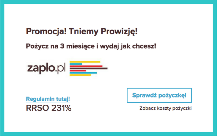 Promocja Zaplo