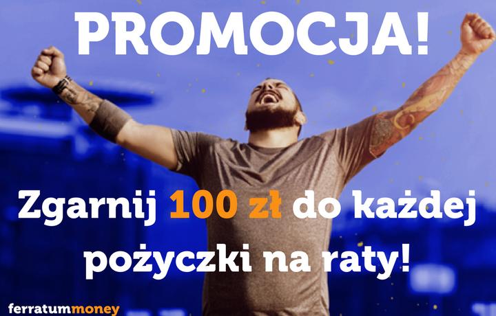 Zgarnij bon sodexo o wartości 100 zł w Ferratum Money