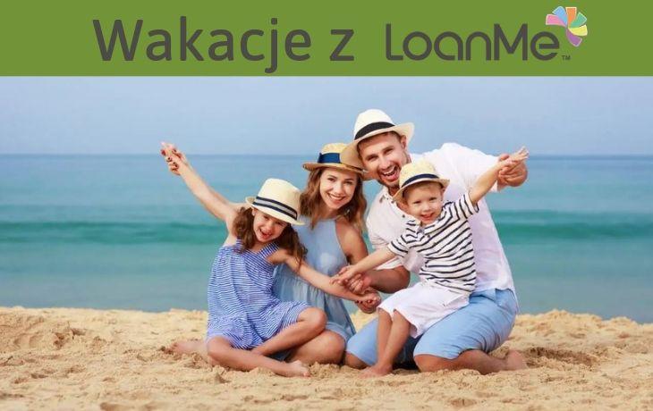 Wakacje z LoanMe – do wygrania tablet Overmax!