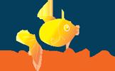 Złota Rybka - logo