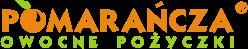 Pomarańcza Owocne Pożyczki - logo