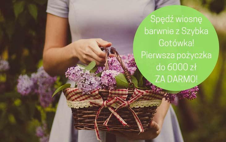 Szybka Gotówka – pierwsza pożyczka już od 6000 zł za darmo!