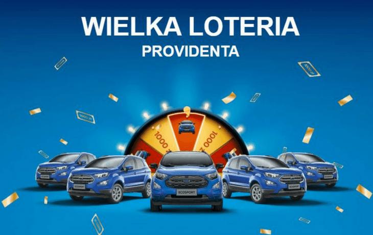 Provident – zgarnij samochód lub bon o wartości 1000 zł