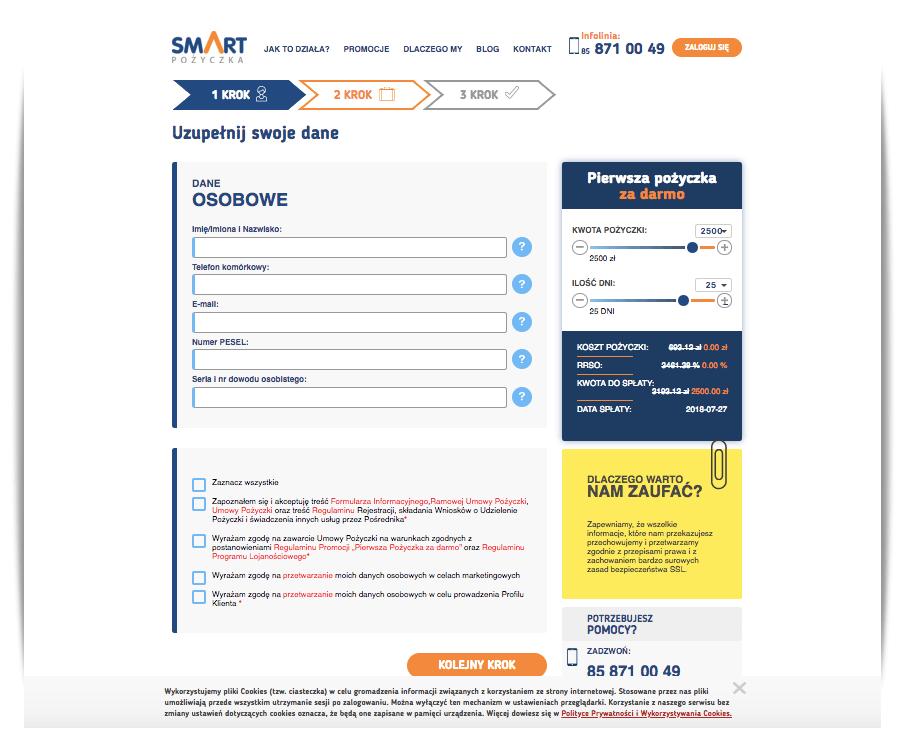 smartpozyczka formularz1