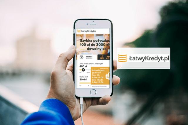 Łatwy Kredyt test chwilówki