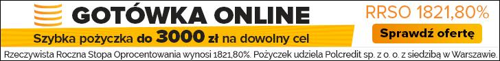 baner Łatwy Kredyt RRSO