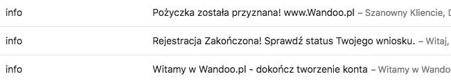 maile wandoo