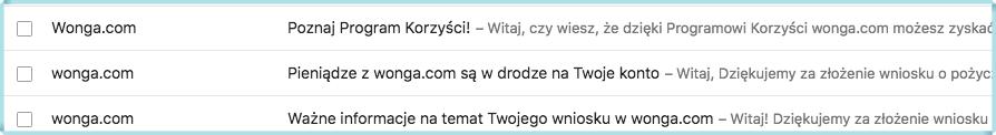 maile od wonga