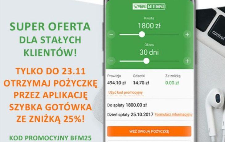 Black Friday w SzybkaGotówka