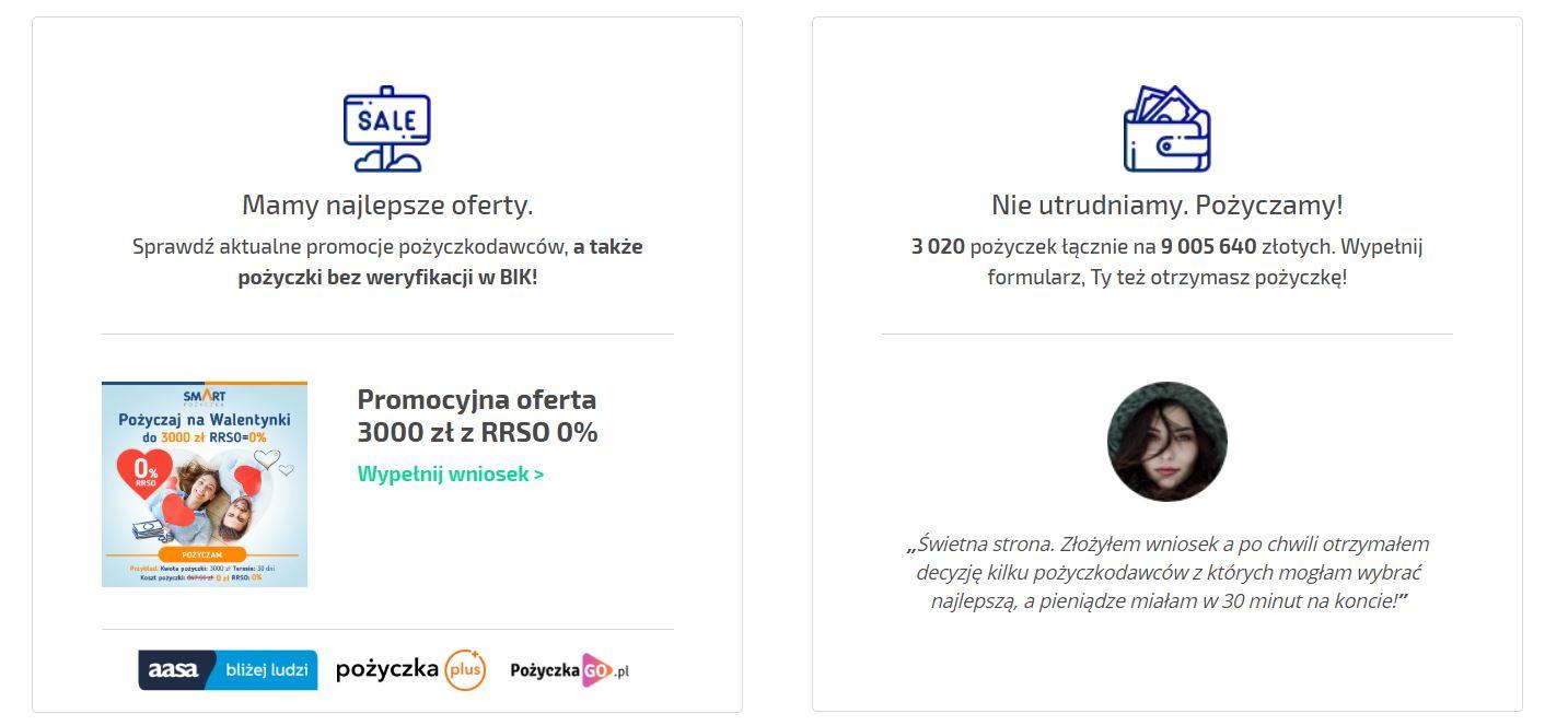 porównywarka mcash.pl