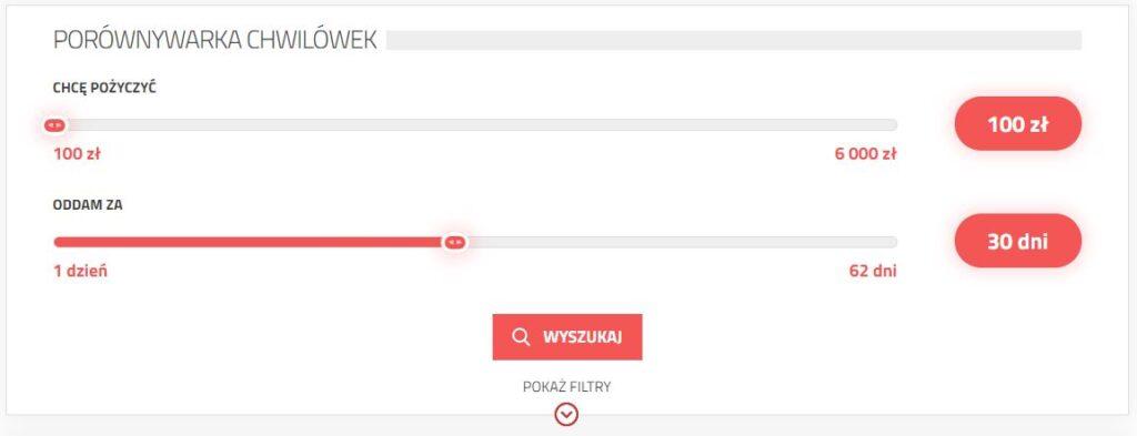 Porównywarka pozyczasz.pl