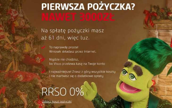 świąteczna promocja vivus