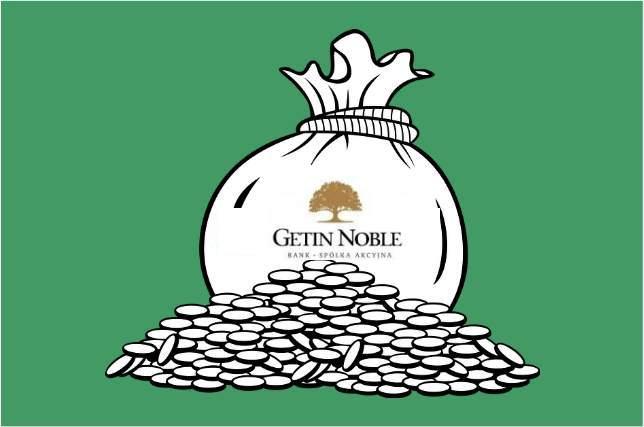Getin Noble Bank sesje ELIXIR oraz kody IBAN i SWIFT