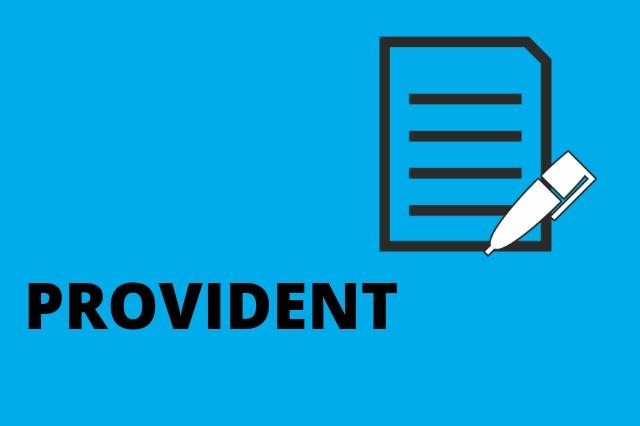 Odstąpienie od umowy Provident