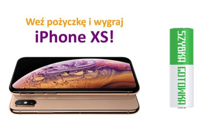 Wygraj iPhone XS z Szybką Gotówką!