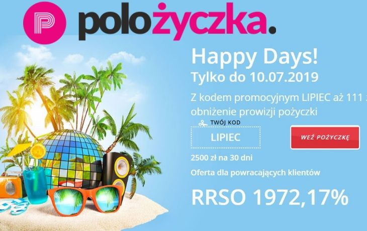 Happy Days w Polożyczka!