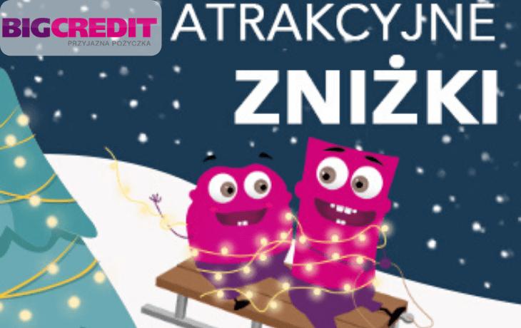 Świąteczna promocja Big Credit!