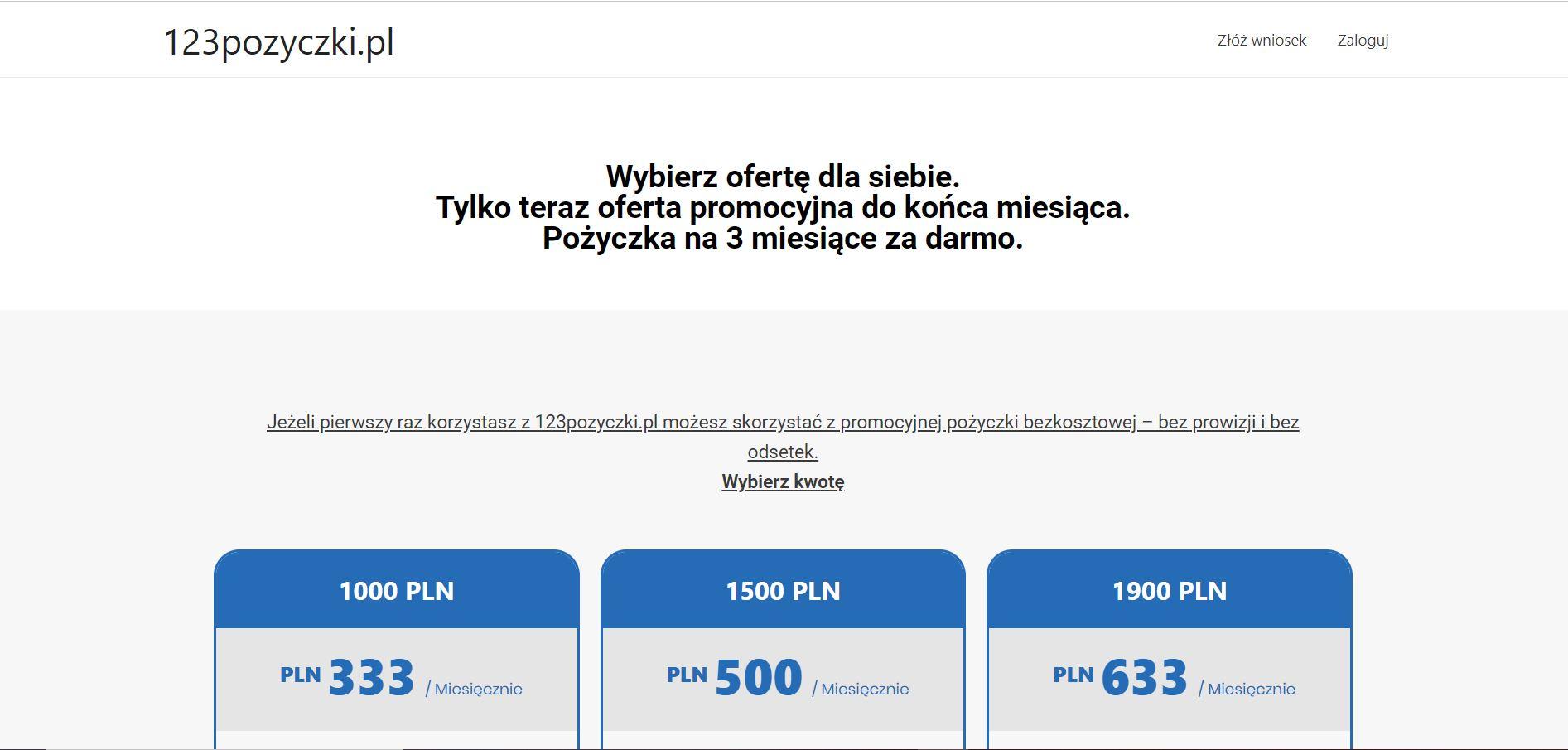 123pozyczki.pl