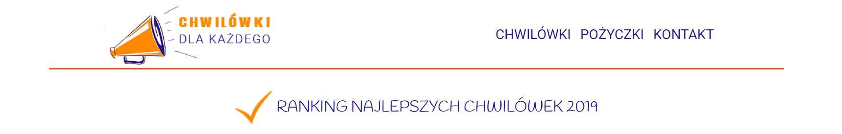 chwilowkidlakazdego.pl porównywarka