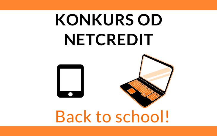 Promocja Net Credit: Powrót do szkoły